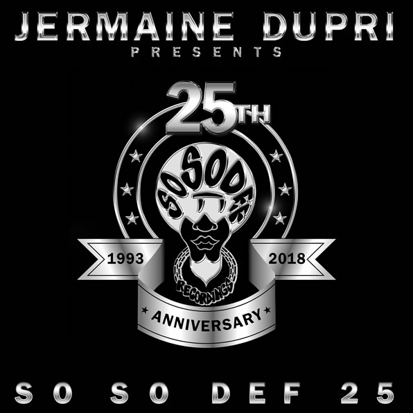 So So Def 25th Anniversary Album cover