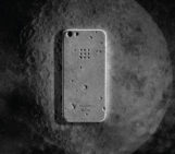 """Luna"" Concrete iPhone 5 Case"