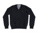 COMME des GARCONS PLAY Polka Dot Knitwear