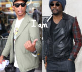 Pharrell Countersues will.i.am! Cites Dr. Suess In 'I Am' Lawsuit!