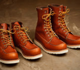 RED WING ORO LEGACY 875 & 877
