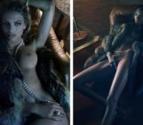 Victoria's Secret Angels Show Off their Assets in 'Interview Magazine's' September Issue
