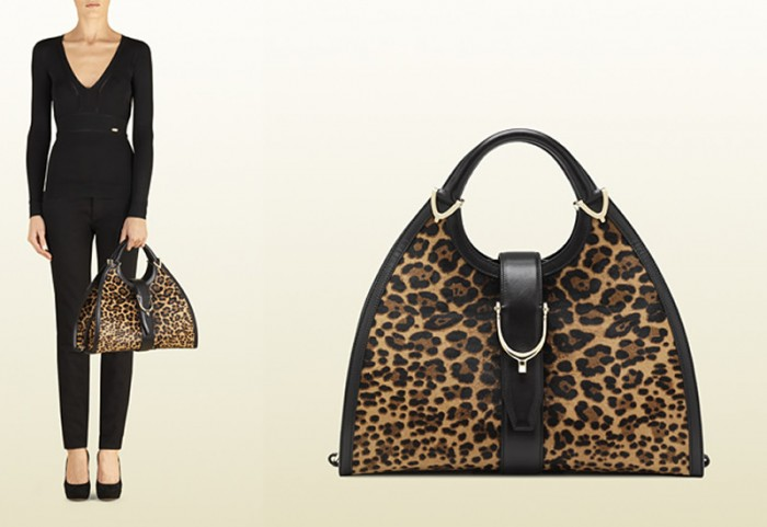 Gucci_Stirrup_jaguar_print_bamboo_handle