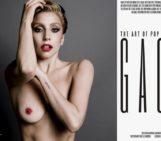 Lady Gaga Strips Down for 'V Magazine' Again Shot by Inez & Vinoodh