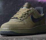 Nike Air Force 1 Low Dark Loden Black