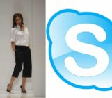 Victoria Beckham teams up with Skype for a fashion documentary