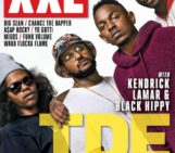 TDE On The Cover Of XXL Magazine