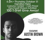 Tonight At Unity Fest Ausin Brown (@AusinBrown) Performing Live