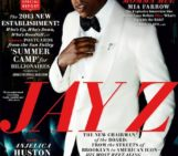 Jay-Z (@S_C_) On The Cover Of Vanity Fair Magazine