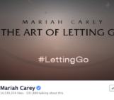 Mariah Carey: The Art of Letting  Go on Facebook By David Deal (@davidjdeal)