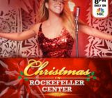 TUNE IN tonight to watch Mariah Carey perform on Christmas in Rockefeller Center 2013 12/4 at 8:00PM/7:00C on NBC