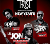 #NYEWeekend at @trystnightub with @djspider @LilJon and me!!!!!