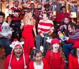"""TUNE IN – Jimmy Fallon is going to re-air the Mariah Carey """"AIWFCIY w/ Classroom Instruments"""" TONIGHT 11/12 at 12:35 / 11:35 C on NBC *Please check local listings"""