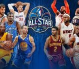 2014 NBA All-Star Starting Lineups