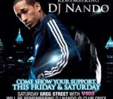 Show Your Love And Support This Friday And Saturday With @DjGregStreet