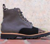 """Bodega x Mark McNairy """"Camo Toe"""" Boots"""