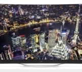 LG ULTRA HD CURVED OLED TV