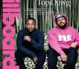 Kendrick Lamar & ScHoolBoy Q On The Cover Of Billboard