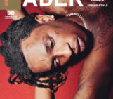 Young Thug (@YoungThugWorld) On The Cover Of FADER Magazine