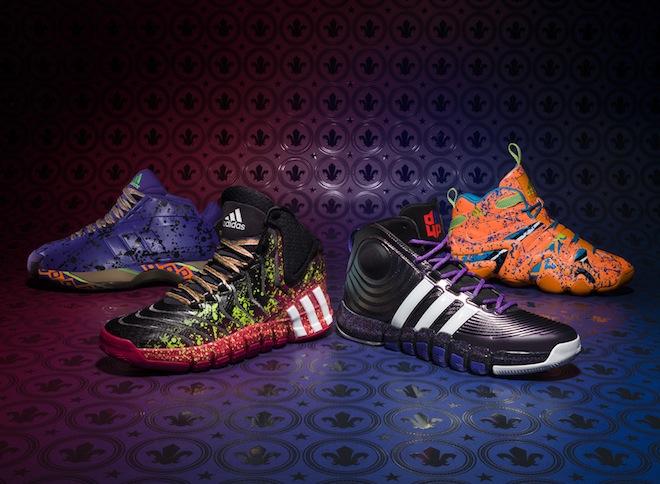 adidas Basketball All-Star Collection
