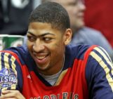 Anthony Davis To Replace Kobe Bryant For All-Star team