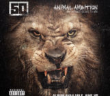 Album Cover: 50 Cent (@50cent) Animal Ambition