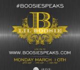 Lil Boosie Speaks