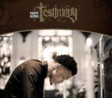 Album Cover: August Alsina (@AugustAlsina) Testimony