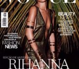 RIH RIH ON THE COVER ON VOGUE BRASIL