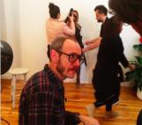 Terry x MC #nyc @terryrichardsonstudio @mariahcarey