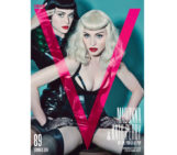Madonna and Katy Perry Cover 'V89′ Summer 2014