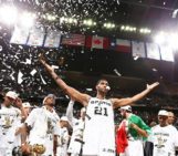 Spurs Snap Heat Title Run And Dethrone LeBron James