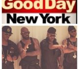 "NYC!!! Wake Up With ""Hope"" And Jagged Edge on Good Day NewYork,This Weds"