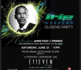 MIAMI!!!! THIS SAT, IM COMING TO FUCK SHIT UP WITH @iamjamiefoxx FOR THE HOMIE @IRIE BIRTHDAY AND IWX CLOSING PARTY