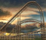 Six Flags Unveils Tallest, Fastest and Steepest Wooden Roller Coaster