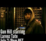 """Check out my G @LarenzTate in his new action-drama """"Gun Hill"""" airing tonight at 9pm on BET!"""