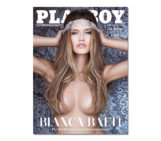 Bianca Balti Covers 'Playboy' Magazine's July/August 2014 Double Issue