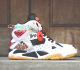 Reebok Pump Blacktop Battleground Geometric Pattern