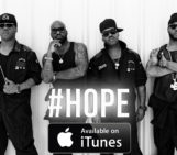"""V103 and Jagged Edge presents the """"iHope 4 U"""" initiative. Benefitting Hosea Feed The Hungry.  Thursday, August 14th, 2014"""
