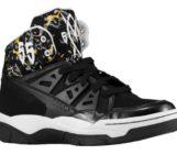 adidas Originals Mutombo Black Yellow White