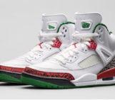 "Air Jordan Spizike ""Cement/Classic Green"""