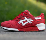 Asics Gel Lyte III Red Bandana