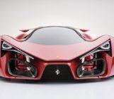 Ferrari F80 Supercar Concept