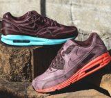 Nike Air Max Lunar1 + Lunar90 Leather Quickstrikes