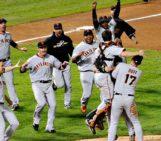 San Francisco Giants Win 2014 World Series