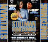 Tonight Dondria (@Dondria) AT Stillman Homecoming !!!!!