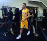 Steve Nash pens a letter to angry Los Angeles Lakers fans