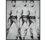 Andy Warhol's Triple Elvis Sells For A Record $81.9 Million At Christie's