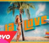Fergie (@Fergie) Feat YG (@YG) – L.A.LOVE (la la)