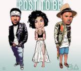 Omarion (@1Omarion) Feat Jhene Aiko (@JheneAiko) & Chris Brown (@ChrisBrown) – Post To Be